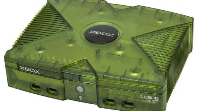 Xbox de collection